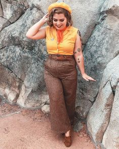 Little Fantasmic ( Disney Dress Up, Pin Up Style, Disneybound, Have Time, Day Dresses, Capri Pants, Vintage Fashion, Challenges, Photo And Video