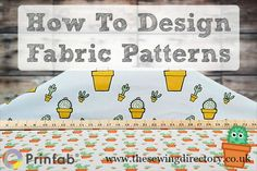 Learn to design fabr