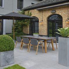 Borek chios esstisch 240 cm von Borek : Exklusive Gartenmöbel