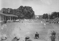 TENNIS: Tennis finals - Newport, 1913 (LOC) |