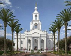 Future LDS temple in Tijuana, Mexico. Stunning!