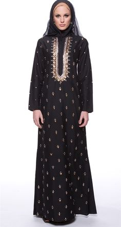 Jilbab Company Abaya Kaftan Burka Collections for 2012 Summer