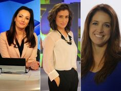 Taís Paranhos: Patricia Poeta vai deixar o JN e Renata Vasconcellos assume bancada...