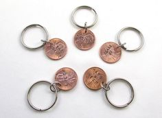 How to Make Stamped Coin Charms from Pennies - The Beading Gem's Journal