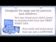 This is a VIDEO REVIEW of an award winning Anxiety-Free Child Program that was developed with Doctors of Clinical Psychology and other experts to give you the information and resources to help your child overcome their anxiety and restore their happiness and confidence. PLEASE REPIN this one to everyone you know with kids...For more info... Please visit:  http://www.endanxietyforever.com/anxiety-free-child-program/