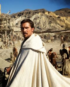 Pin for Later: Christian Bale and Ridley Scott's Biblical Tale Looks Pretty Rad