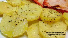 """Guarnición rápida de """"patatas especiadas""""   Cocinar en casa es facilisimo.com"""