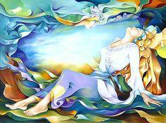 A Feeling Among an Angel   Orestes Bouzon