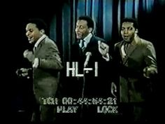 The Four Tops - Reach Out, I´ll be there - 1966
