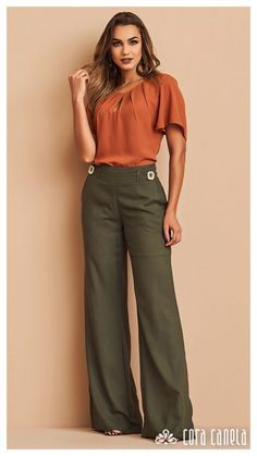 Womens Outfits For Work Plus Size Wardrobes 27 Ideas Casual Work Outfits, Professional Outfits, Office Outfits, Work Attire, Work Casual, Casual Chic, Casual Looks, Casual Wear, Stylish Outfits