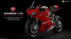 Maxabout Wallpapers: Ducati Superbike 1199 Panigale R