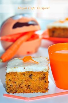Mousse Au Chocolat Torte, Turkish Recipes, Ethnic Recipes, Pasta Cake, Carrot Cake, Yummy Cakes, Sweet Treats, Cheesecake, Easy Meals