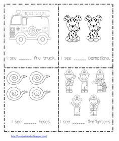 Free Math Worksheet for Fire Safety Week!