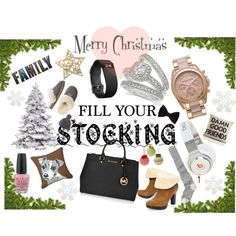 """Merry Christmas"" by louiseenorris on Polyvore"