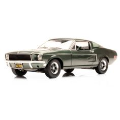 "1968 Ford Mustang Fastback. Driven by Steve McQueen in ""Bullitt"". #Cars #FordMustang"