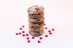 Salted Chocolate Chip Cookies by NoeyCakes