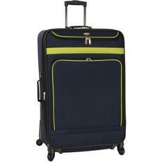Travel Gear Spectrum II 29 Inch Expandable Spinner NavyLime One Size ** Click image for more details.