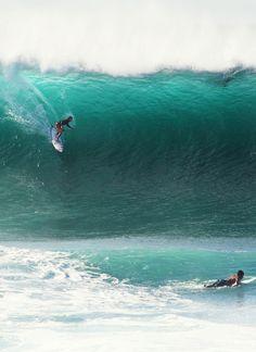 big surf!