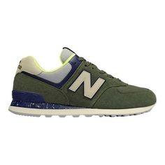 f15446865623f8 New Balance Men s 574 v2 Hi-Vis Sneaker