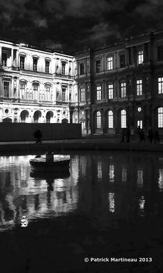 Cour Carrée du Louvre - © Patrick Martineau