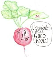 U Students Like Good Food