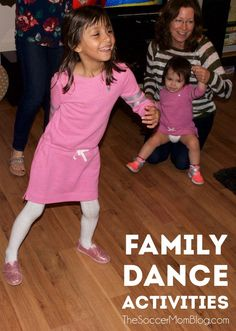 Staying fit as a family can still be a blast when the weather keeps you stuck inside! Try these dance activities to keep moving and having fun! #JustDance2016 #CG