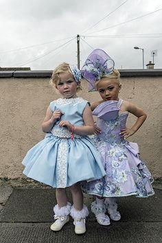Colour Images, Joseph, Wexford Ireland, Harajuku, Bridesmaids, Irish, Horse, Color, Fashion