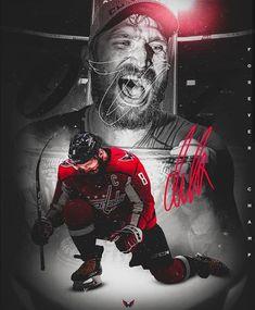 Nhl Wallpaper, Washington Capitals Hockey, Alex Ovechkin, Fluffy Cows, Sport Design, Sports Figures, Photo Wall Collage, Ice Hockey, Ballerina