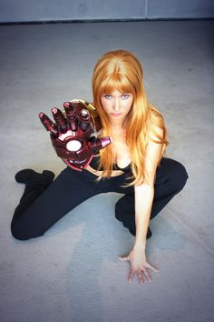 Character - Extremis Pepper Potts from Ironman 3 Costume made/modeled by Natalie Atkins Photography by Eurobeat Kasumi Photography