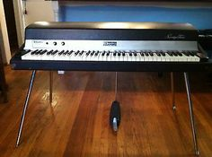 Vintage Fender Rhodes Mark 1 - 73 Key Stage Piano w) Sustain Pedal and Parts Kit
