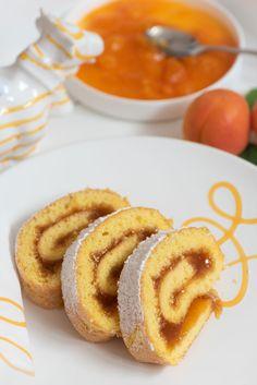 [Backschule #7] Die perfekte Biskuitroulade - Mann backt Strudel, Onion Rings, Dory, Cake Recipes, Bakery, Dinner, Breakfast, Ethnic Recipes, Recycled Denim