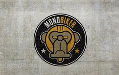 monobiker logo by galogo