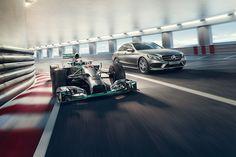 Mercedes Benz Formula One on Behance Daimler Ag, Nico Rosberg, Ad Car, Monaco Grand Prix, C Class, Mercedes Benz Amg, Sexy Cars, Diy For Girls, Formula One