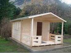 Casuta de gradina x cu terasa pereţi pret Shed, Woodworking, Outdoor Structures, House, Home Decor, Homemade Home Decor, Joinery, Backyard Sheds, Sheds
