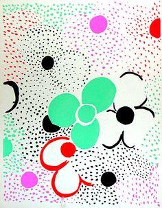 Composition 12 Artist: Sonia Delaunay Completion Date: Sonia Delaunay, Robert Delaunay, Textures Patterns, Fabric Patterns, Print Patterns, Motif Floral, Floral Prints, Nadir Afonso, Critique D'art