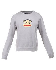 Sweatshirts for Men at Zando with the BEST prices. Shop now and get SAFE and SECURE payment options with FAST and FREE delivery anywhere in South Africa. Sweatshirts Online, Mens Sweatshirts, Hoodies, Paul Frank, Men Online, Grey Sweater, Graphic Sweatshirt, Pullover, Classic