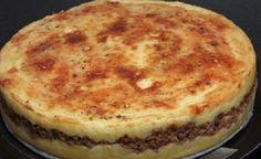 Domáci Pastiersky koláč plnený mäsom. Prvýkrat som ho ochutnala u kamarátky a hneď som si vypýtala recept - Báječná vareška