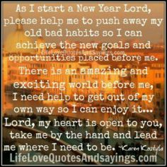 prayer new year messages