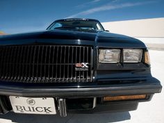 1987 Buick GNX - LGMSports.com Buick Grand National Gnx, Buick Envision, Buick Cars, Buick Lacrosse, Buick Enclave, Gm Car, Buick Skylark, Buick Riviera, Buick Regal