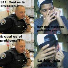 fotos de risa llamada a la policia