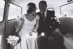 Ani Bürech real #brides #headpiece  #tocado #novia