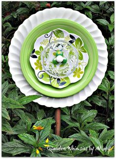 Garden Whimsies by Mary...