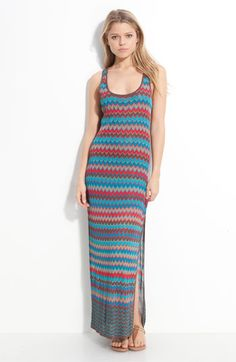 But why is it 375.00?   Haute Hippie Flame Stitch Maxi Dress available at Nordstrom