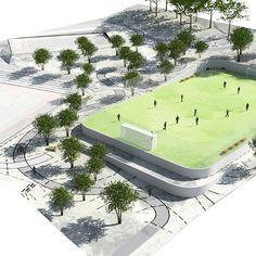 Great  landscapearchitecture architecture illustration photoshop sketchup dmodel sketch dillustration
