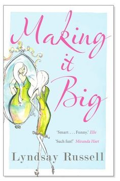 Making it Big: An alternative world where big curves are cool... by Lyndsay Russell, http://www.amazon.co.uk/dp/B00796E7Q6/ref=cm_sw_r_pi_dp_Nin9ub094E9PN