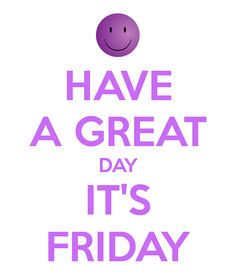 have a great Friday from http://ift.tt/1HvuLik #forklift #training #safety #jobsearch