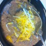 Freezer Friendly Crockpot Refried Beans