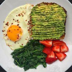 Me encanta este desayuno!!!!