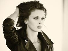 Yves Saint Laurent with Marine Vacth Parisienne - TV Commercial Songs