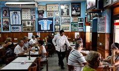 Best Restaurants in BA according to the Guardian.